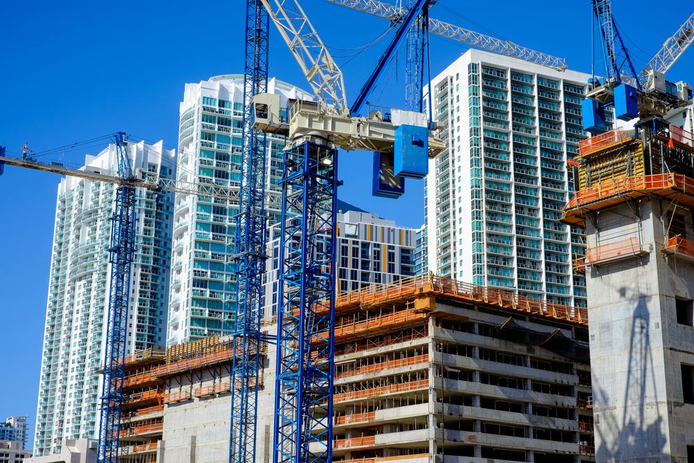 Highrise-construction
