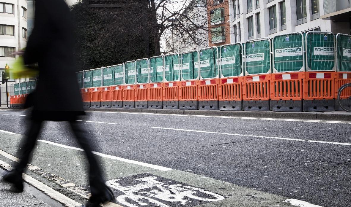 Noise fence panels